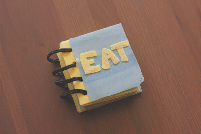 EAT – The edible book