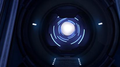 Animation – Mass Effect 3(Rewrap)